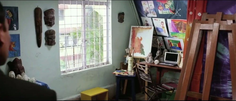 Taare zameen par - Shruti Gupte - A Film Production Designer