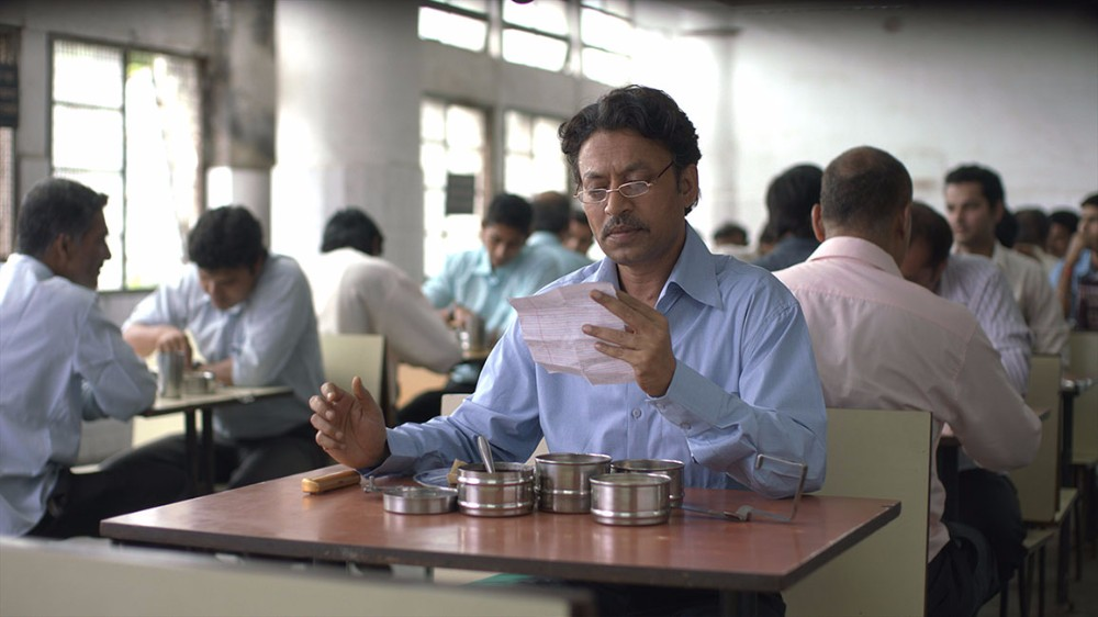 Irrfan Khan from the lunchbox - shruti gupte production design