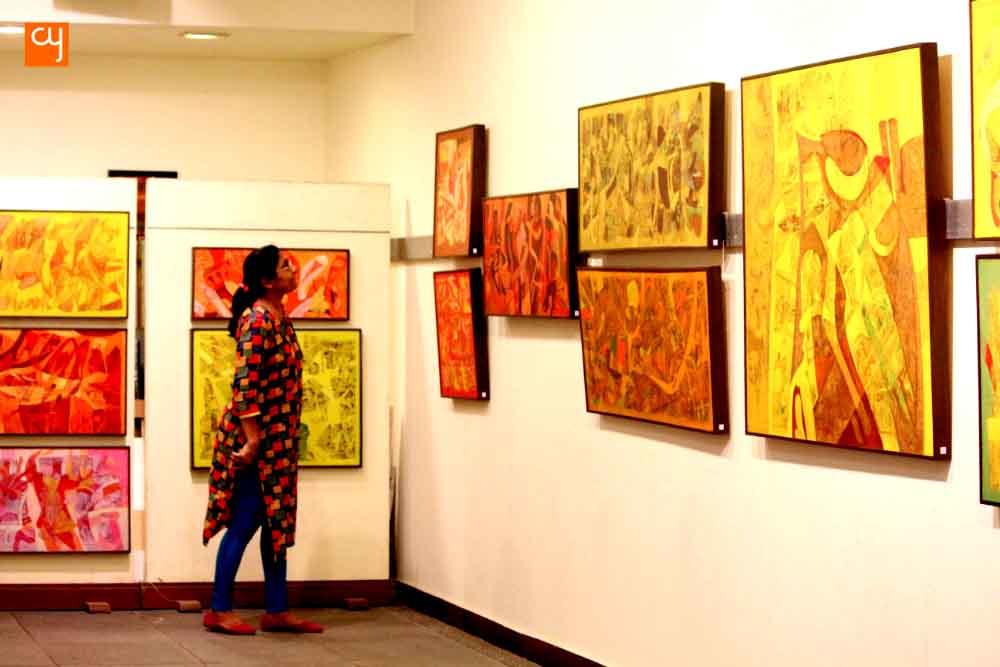 Veteran artist Bhanwar Singh Panwar