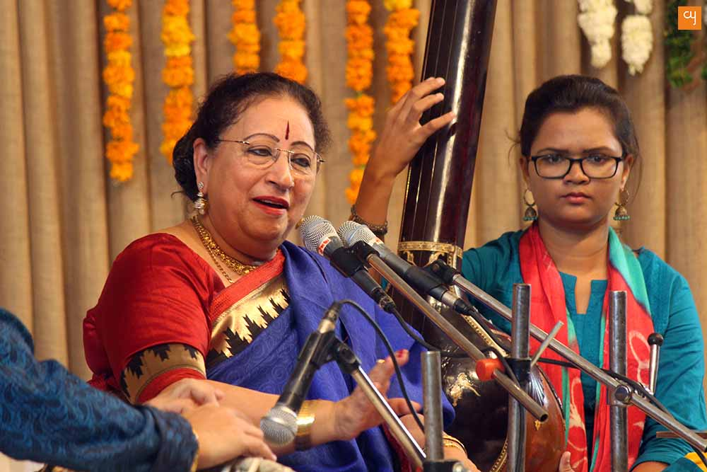 Begum Parveen Sultana at Saptak 2017