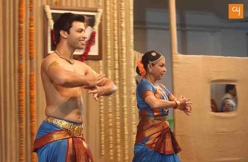 Mallika & Revanta Sarabhai at Saptak 2017 Ahmedabad