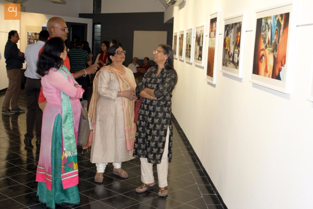 Dharmesh Panchal's photography exhibition at Amdavad Ni Gufa