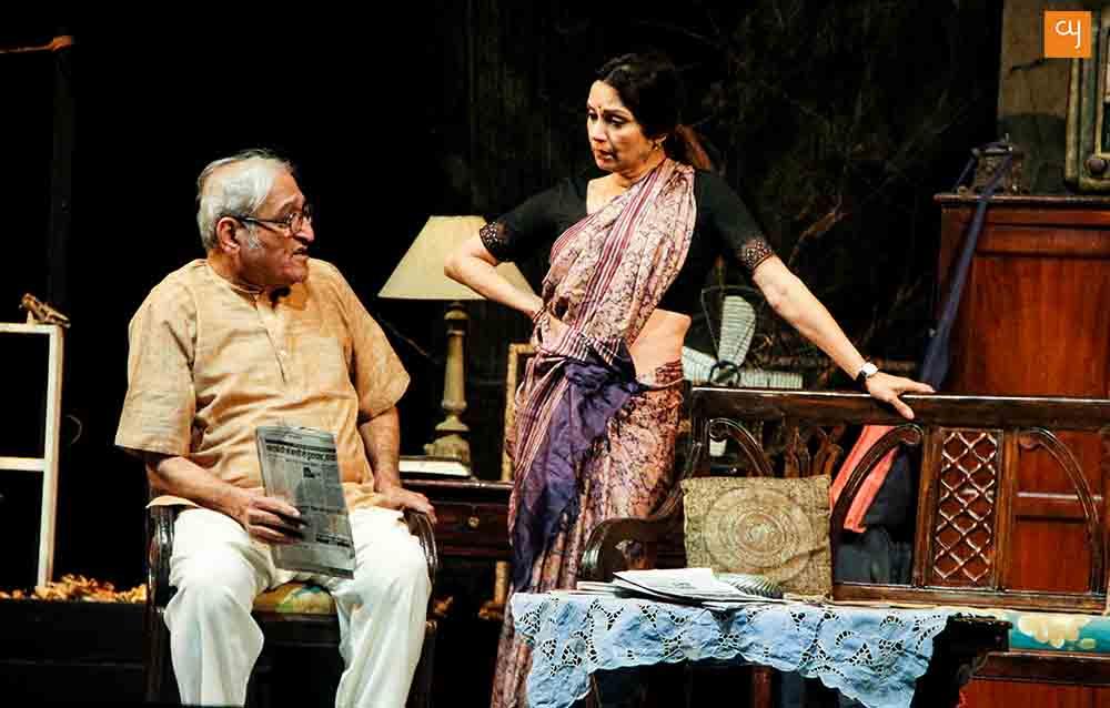 Mohan Rakesh's Aadhe Adhoore, lillete dube, mohan agashe