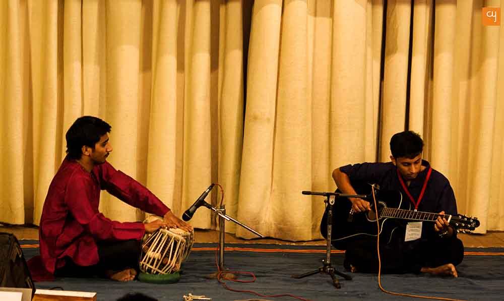 Asmita 2017, GLS University Ahmedabad, Musical event