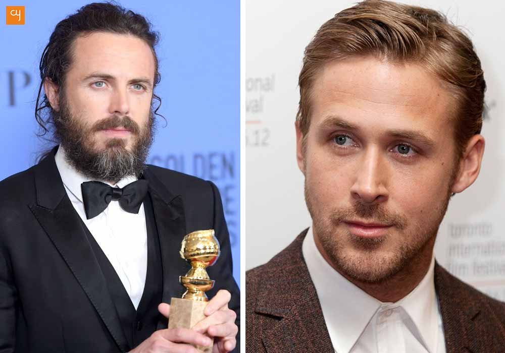oscar 2017 best actor predictions, Casey Affleck, Ryan Gosling