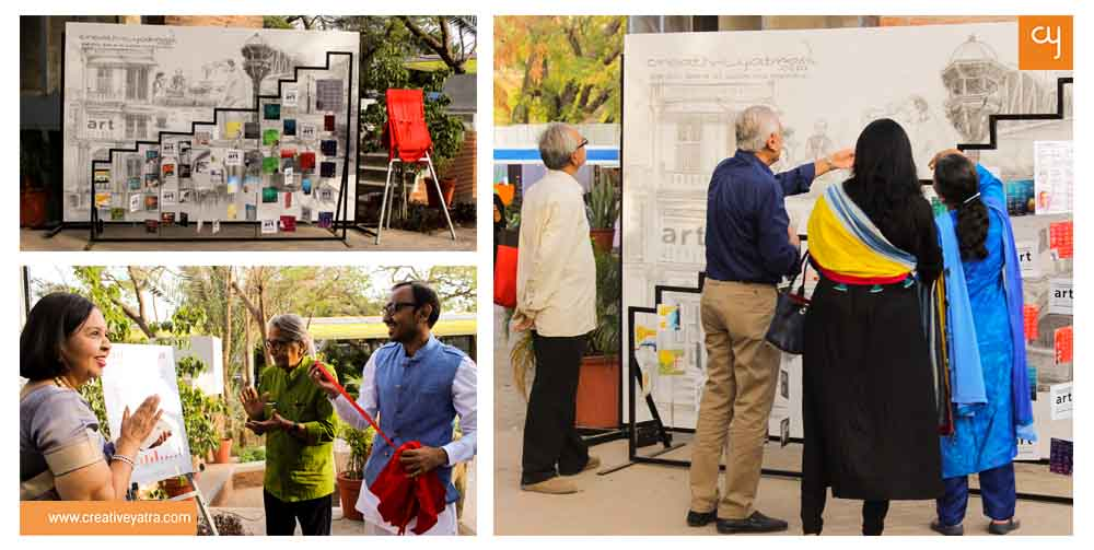 creative-yatras-aaw-100th-installation-at-art-17-art-events-in-ahmedabad