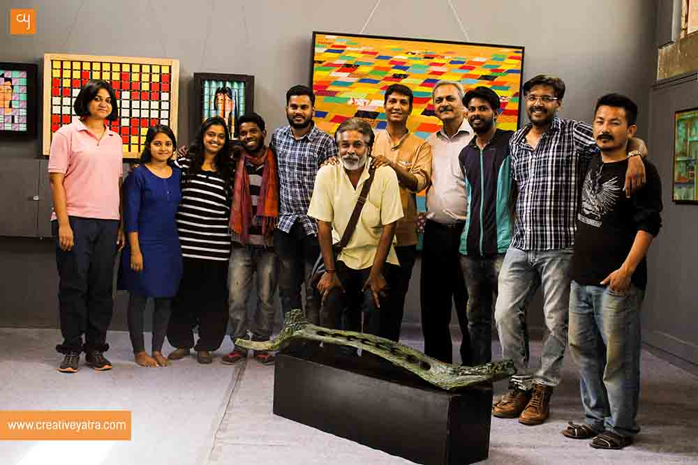 kanoria centre for arts (KCA)-exhibition-at-art-17