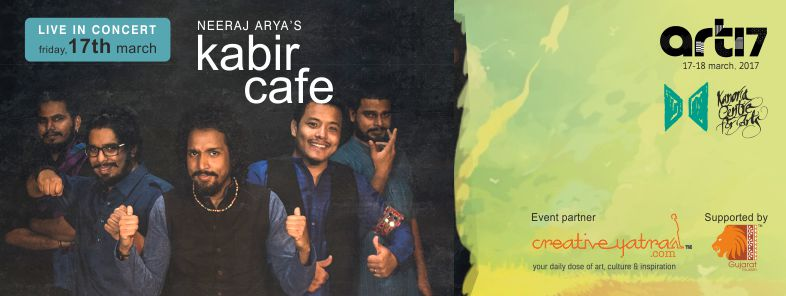 Neeraj Arya's Kabir Cafe, Art 17, Music Band, kabir, music
