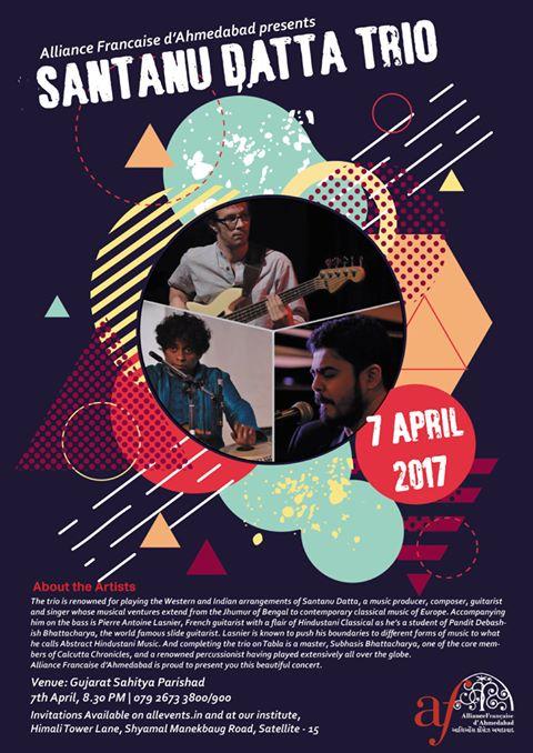 santanu-datta-trio-hindustani-western-classical-concert-events-in-ahmedabad