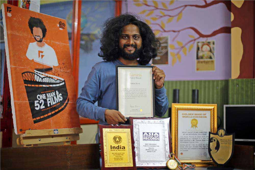 tanmay-shah-friday-fiction-films-with records-and-awards