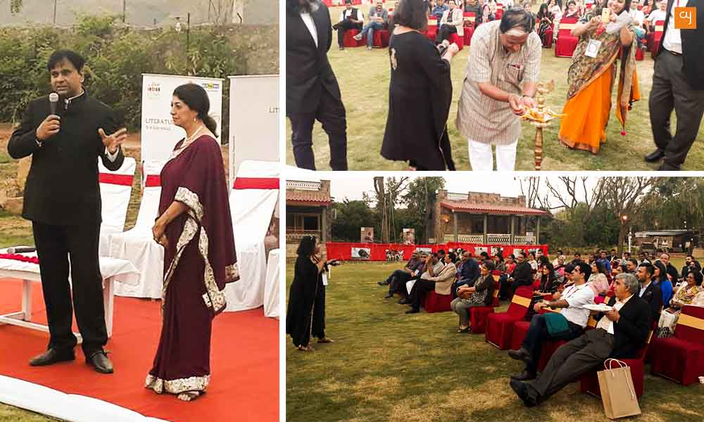 the-great-indian-literary-festival-udaipur, Amit Shankar