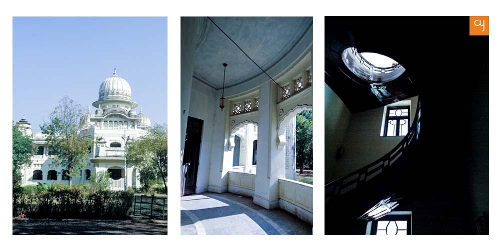 vadia-palace-rajpipla, Taj of Gujarat