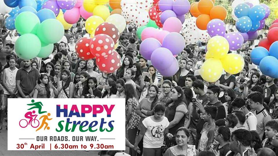 Happy Streets Ahmedabad 2017 Events In Ahmedabad
