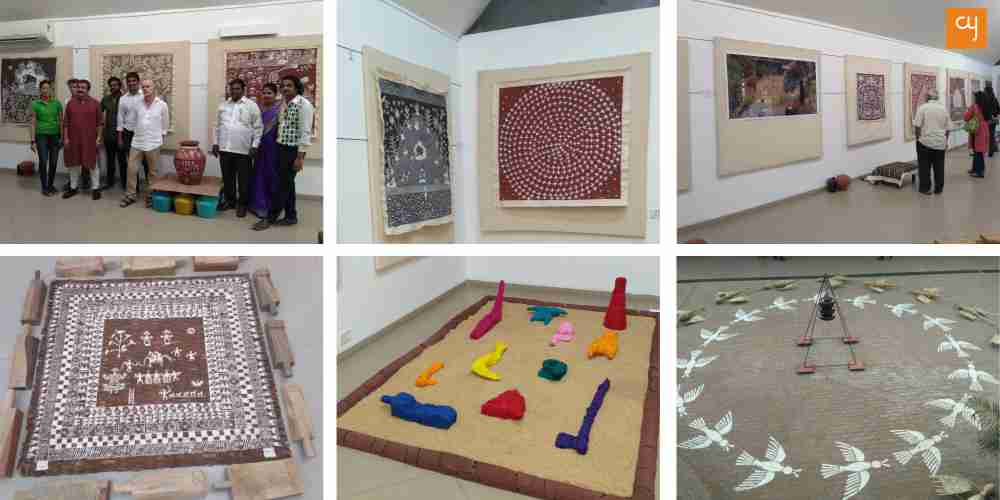 heart-beat-ahmedabad-art-exhibition-warli-paintings-events