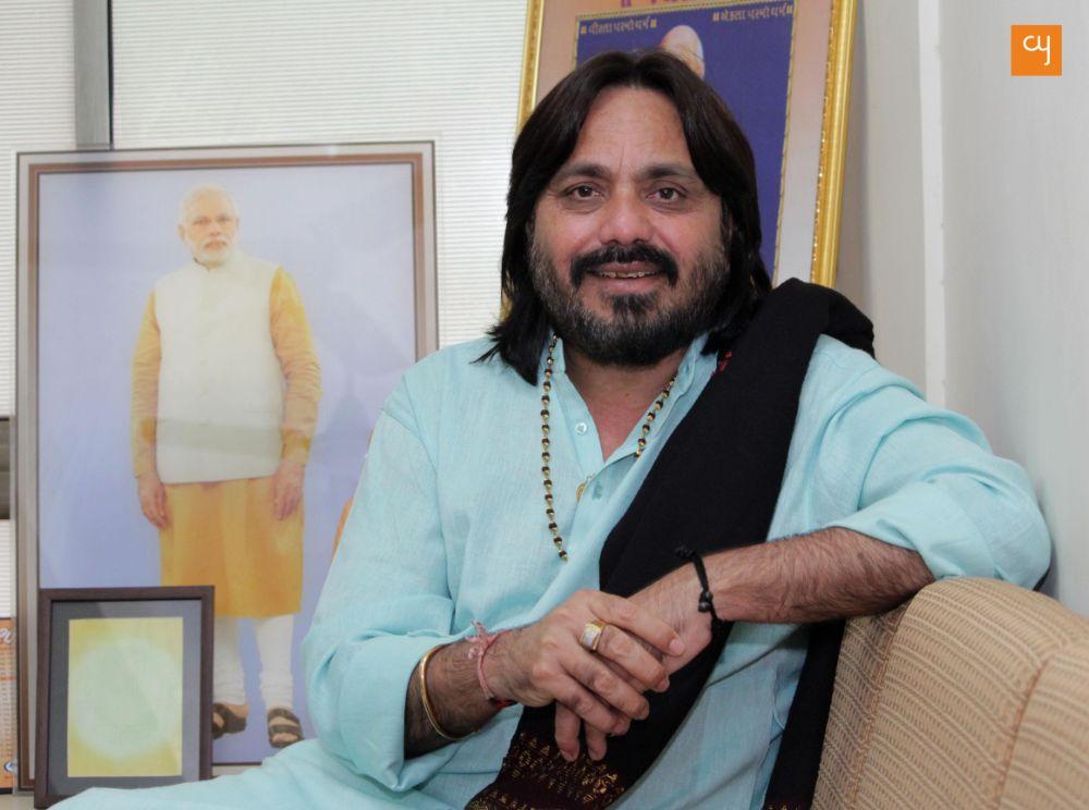 Folk Singer Yogesh Gadhvi bags the Sangeet Natak Akademi Award