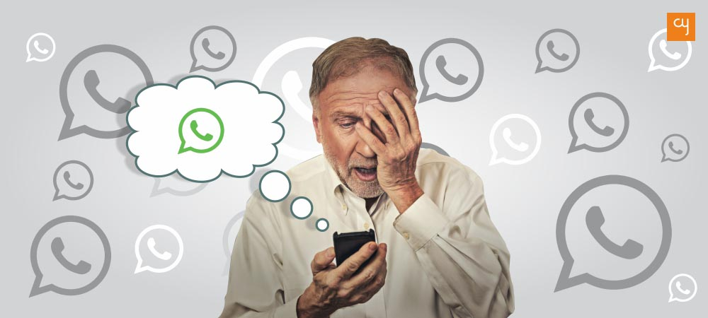 whatsapp-fever, WhatsApp addiction and Digital Disorder in Seniors