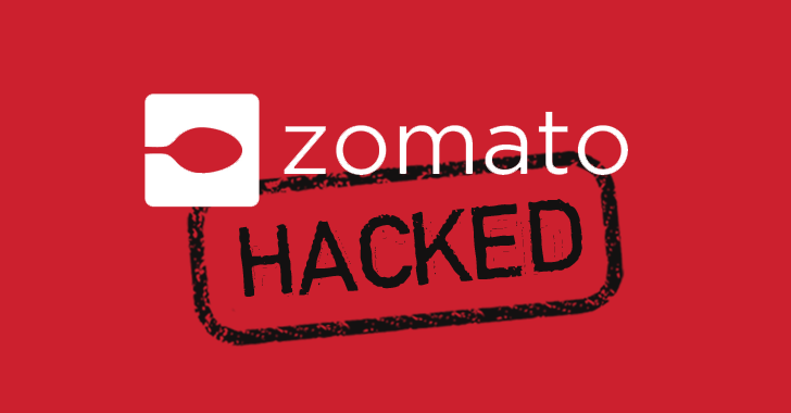 Zomato Hacked - Data of 17 million users unleashed in the Dark Web for Sale