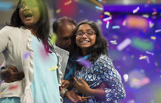 Ananya Vinay, 90th Scripps National Spelling Bee