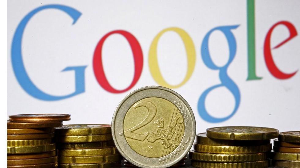 google-com, Fined $ 2.7 Billion in EU