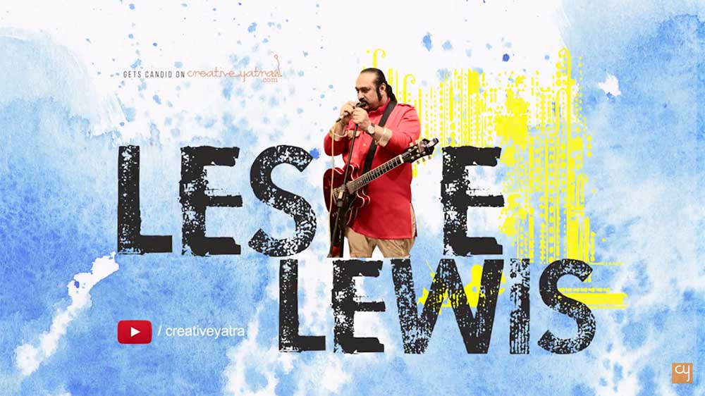 Interview With Lesle Lewis - Get Candid Episode 4