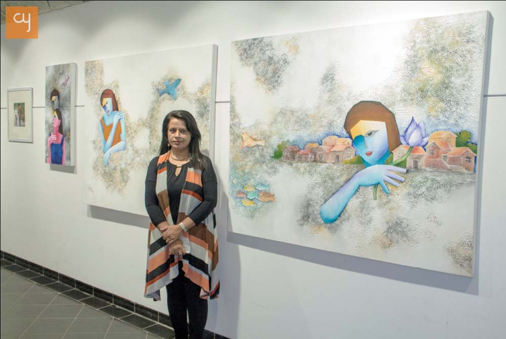 priya-pariyani-art-exhibition-amdavad-ni-gufa