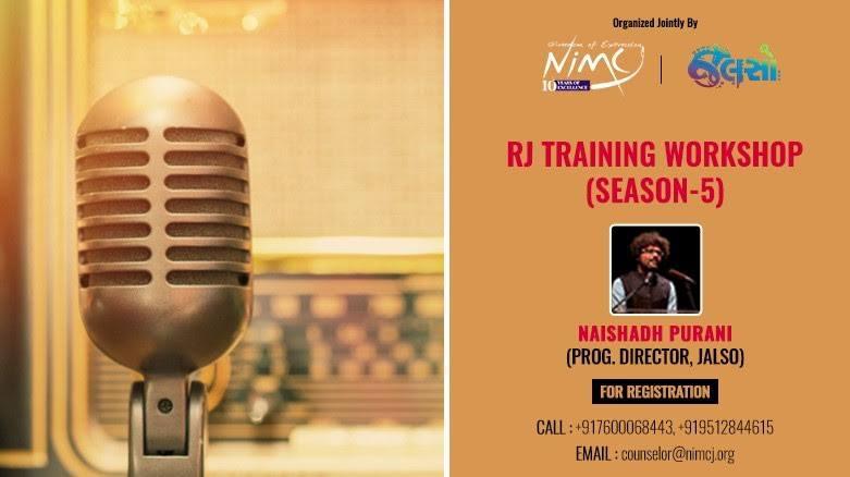 R J Training Workshop - Season ...