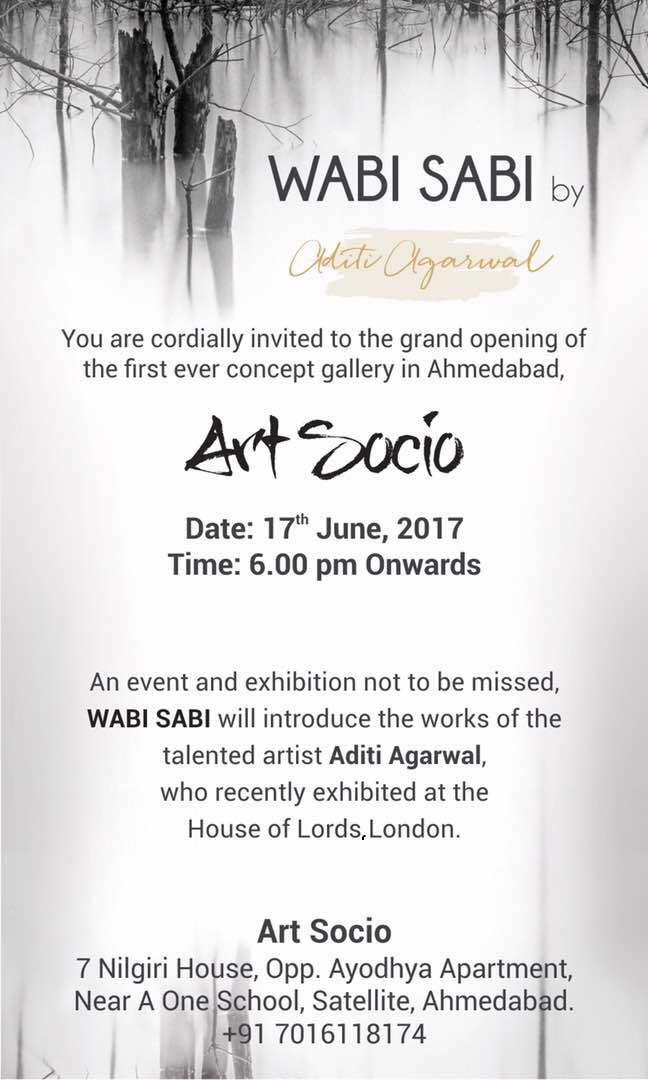 WABI SABI - Art Socio