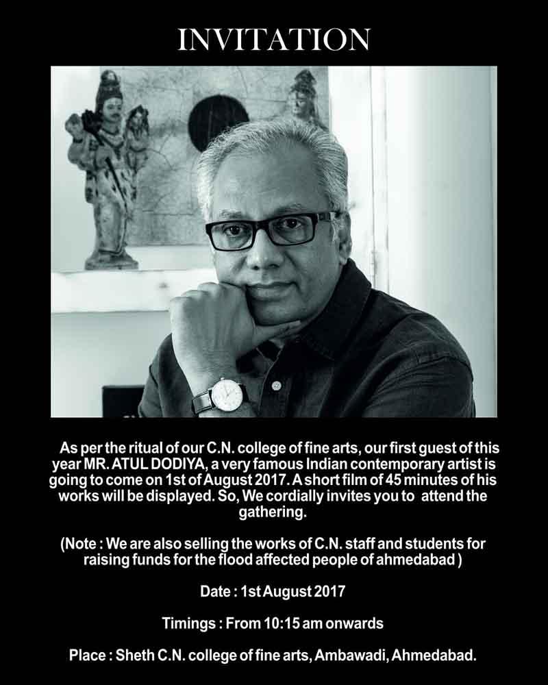 https://creativeyatra.com/wp-content/uploads/2017/07/Artists-Mr.-Atul-Dodiya-at-C.N.-College-of-Fine-Arts-Ahmedabad.jpeg