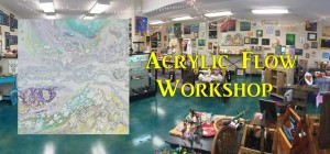 diy-acrylic-flow-canvas-workshop, Things to do in Charlotte, NC