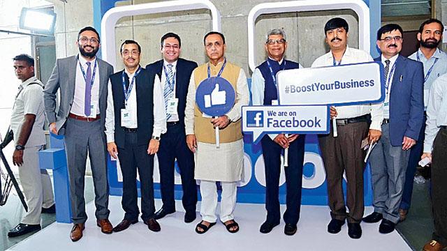 facebook-edi-gandhinagar-Ritesh Mehta-vijay-rupani