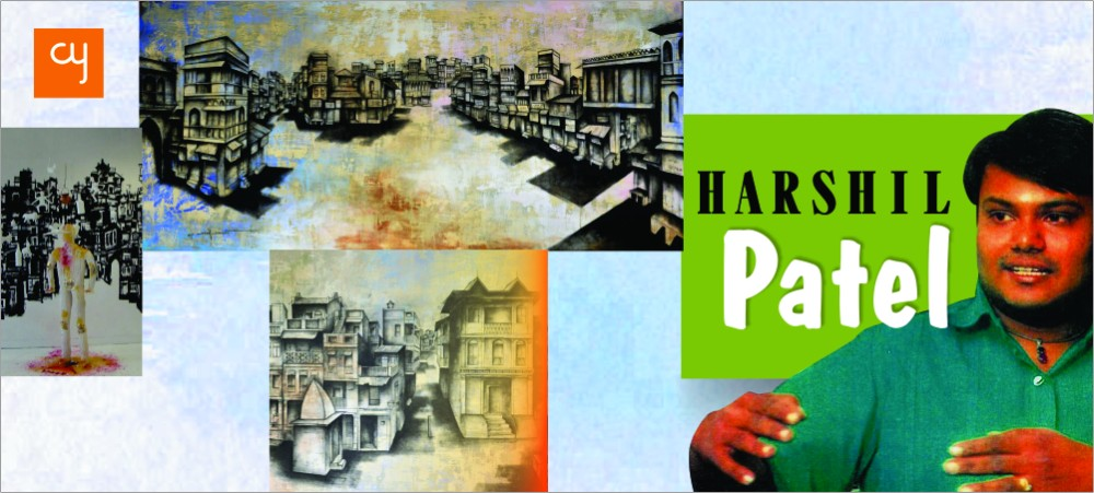harshil-patel, Artists of Ahmedabad