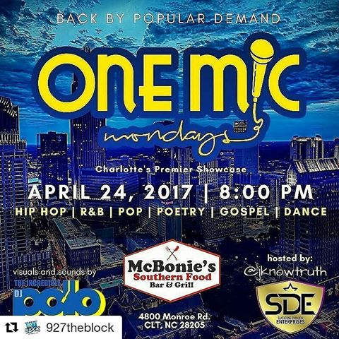 one-mic-mondays-events-in-charlotte-nc