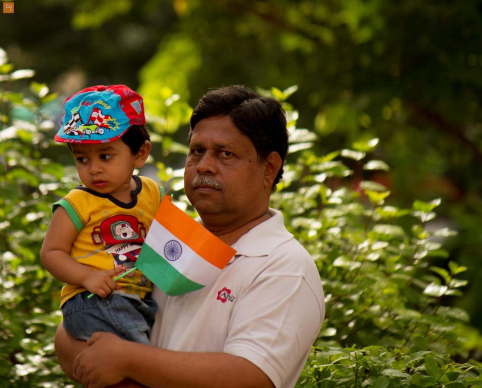 Creative Yatra's Vivid Tricolour Coverage on the 71st Independence Day