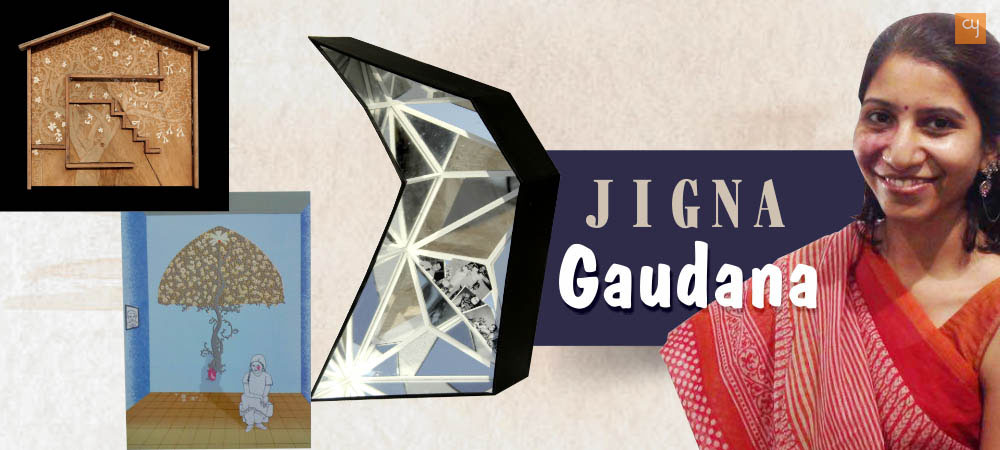 jigna-gaudana, Artists of Ahmedabad