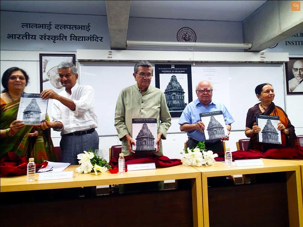 Footprints of visvakarma, Architect Madhusudhan Dhaky, Snehal Shah