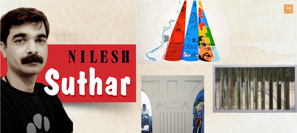 nilesh-suthar, Artists of Ahmedabad