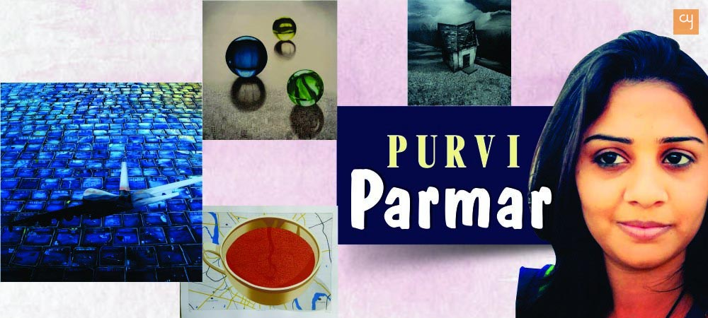 purvi-parmar, Artists of Ahmedabad