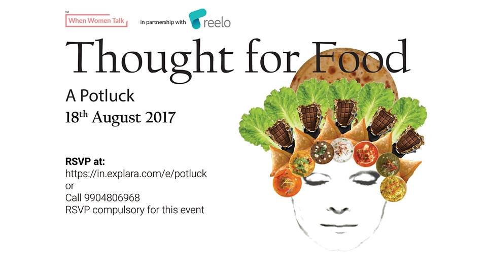 Thought for Food - a potluck