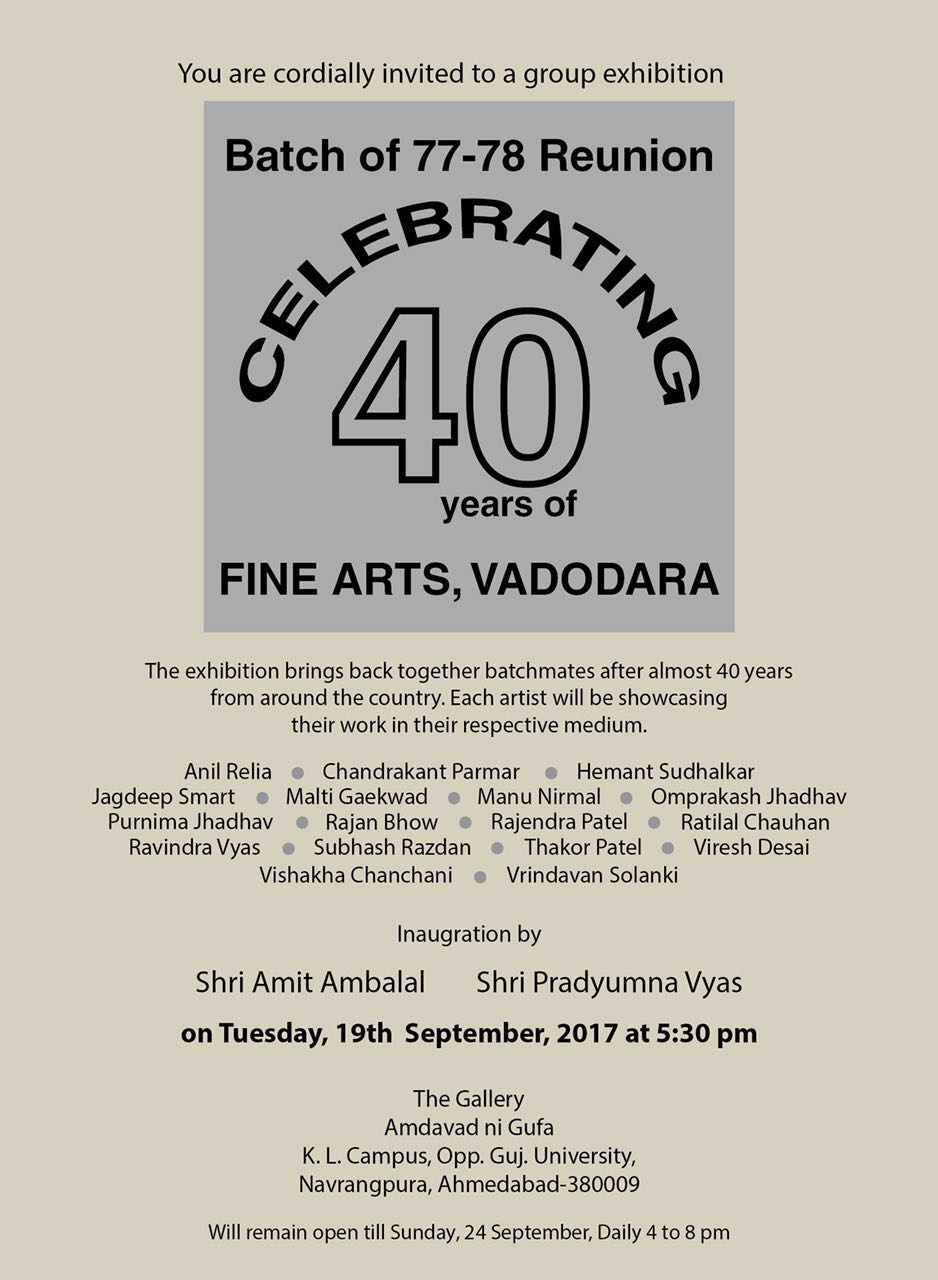 https://creativeyatra.com/wp-content/uploads/2017/09/Celebrating-40-years-of-Fine-Arts-Vadodara-Group-Exhibition-at-Amdavad-ni-Gufa.jpeg