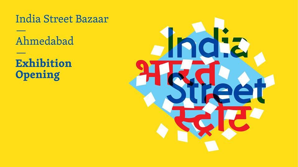 India Street Bazaar Exhibition Opening - Ahmedabad 1846d863879