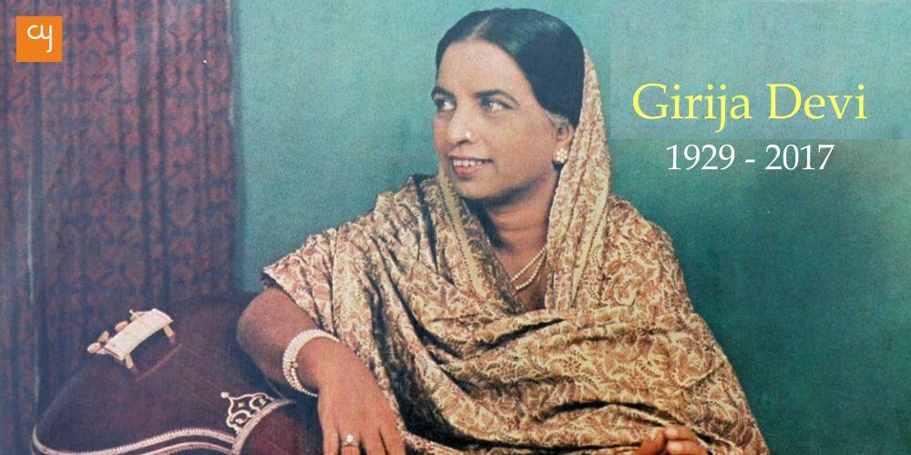 Classical Singer Girija Devi Leaves for Heavenly Abode