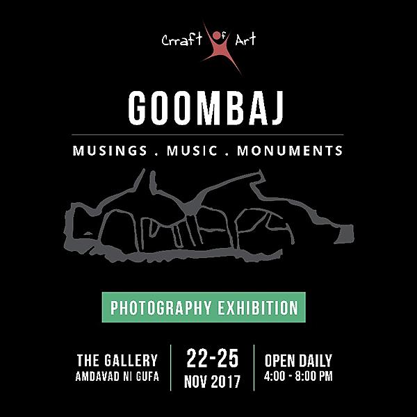 GOOMBAJ - Photography Exhibiti ...