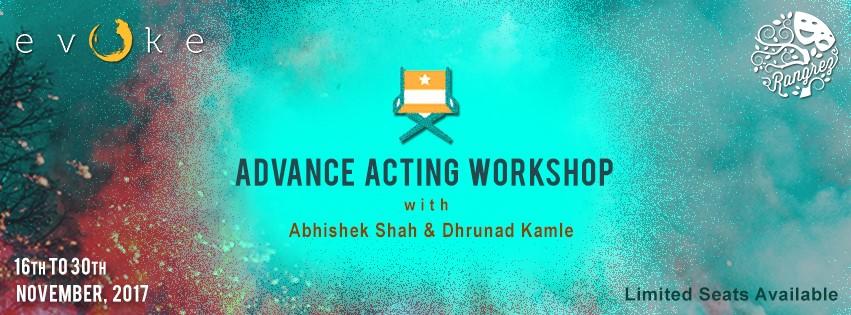 Rangrez Acting Workshop - Adva ...