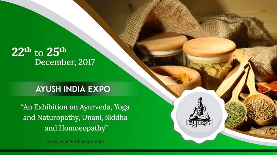 Ayush India Expo 2017