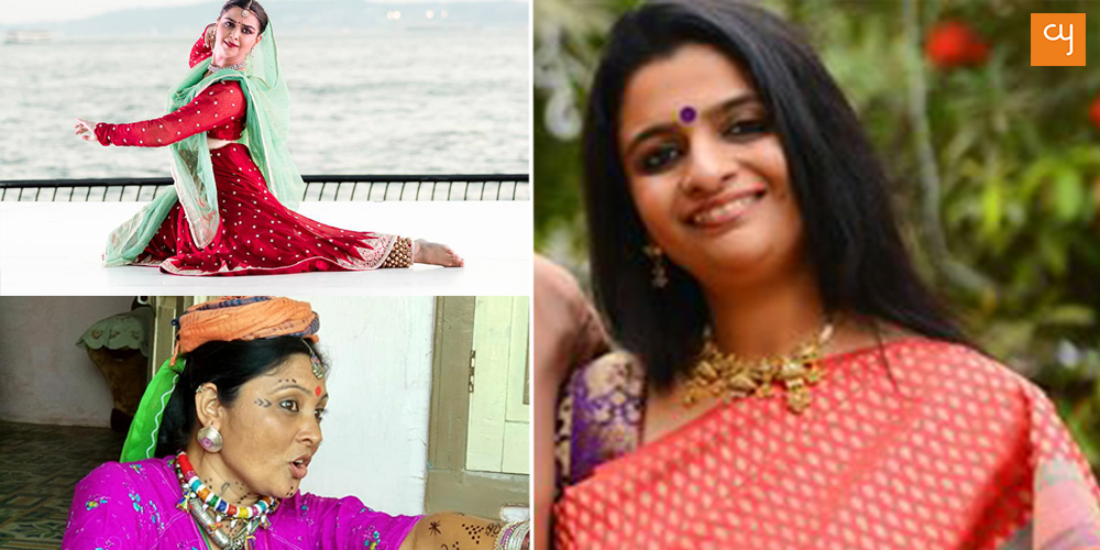 Sanjukta Wagh, Kalpana Gagdekar, Sonal Vyas
