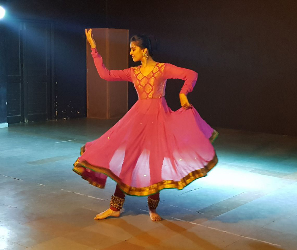 Kadamb, Kathak, Indian Classical Dance