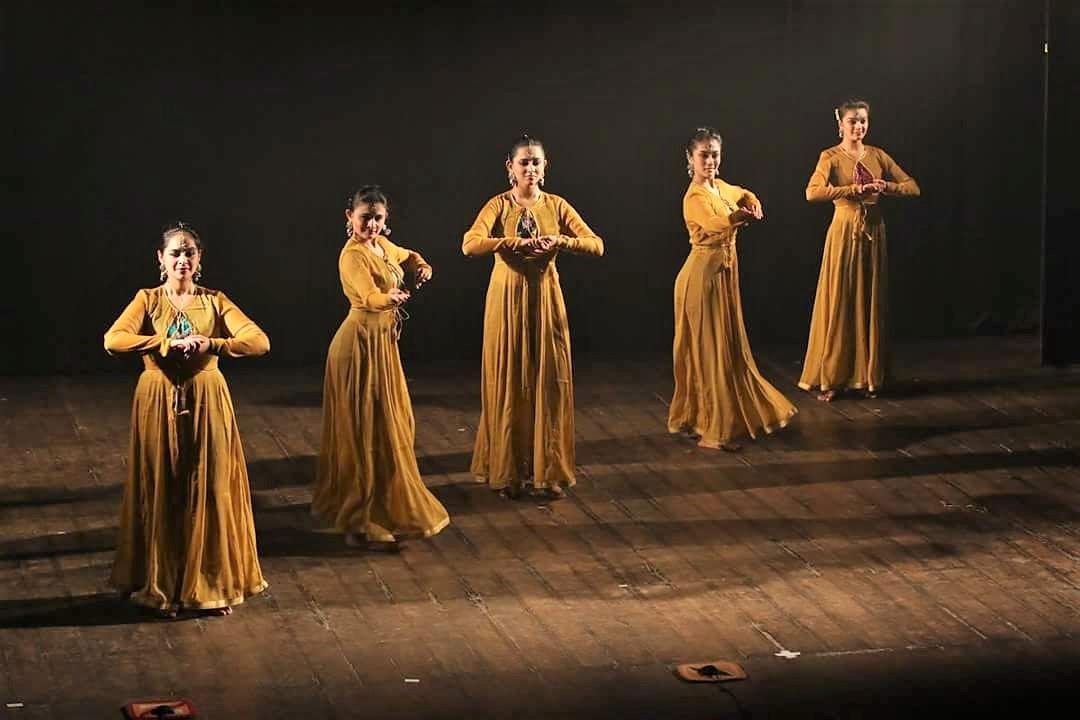 kadamb-dance