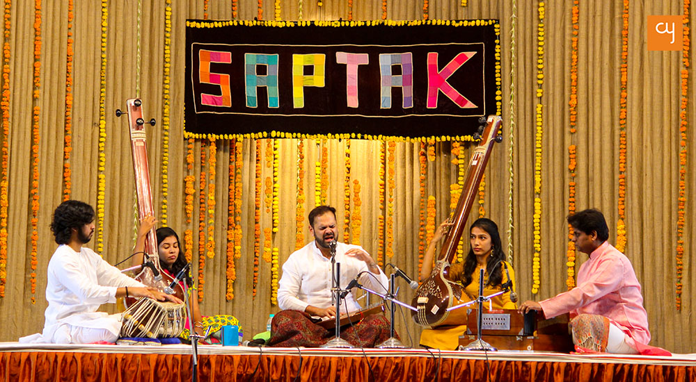 Saptak 2018 - 2nd Day Glimpse at World's Biggest Classical Music Festival
