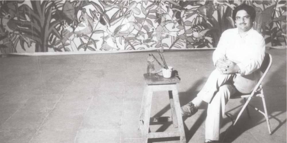 Mahendra Kadia, A Retrospective, Lines to Strokes