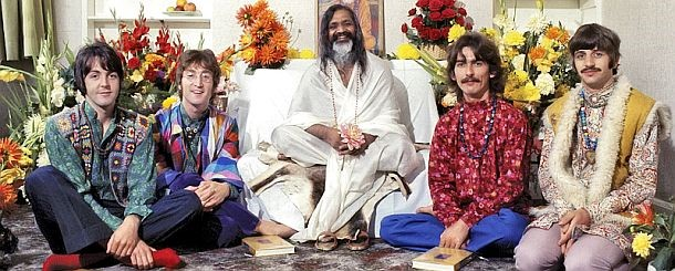 beatles-in-india-maharishi-mahesh-yogi